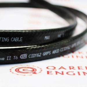 10BTV2-CR (677245-000) Саморегулируемый греющий кабель Self-regulating strip heater