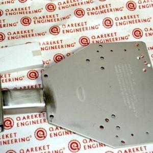 SB-125 Кронштейн для соединительной коробки термостата Артикул: 1244-006603