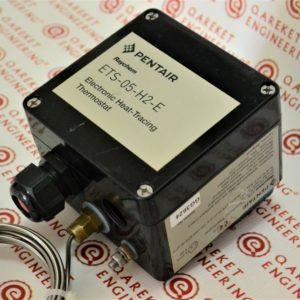 1244-014368 / ETS-05-H2-E Электронный управляющий термостат (499°C) Raychem/ Арт.1244-014368