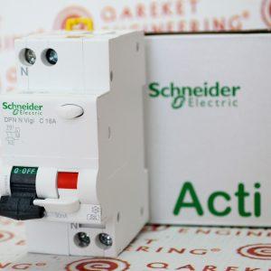 A9N19634 — Автоматический выключатель дифференциального тока (дифавтомат, АВДТ) ACTI 9 Schneider Electric
