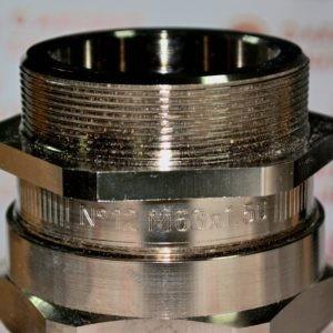 Взрывозащищенные кабельные вводы CAPRI серии ADE 4F ISO 63 No 12″ IP 68″