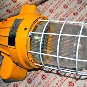 Взрывозащищенные светильники (WAROM BAD61-125-HSE-100x)