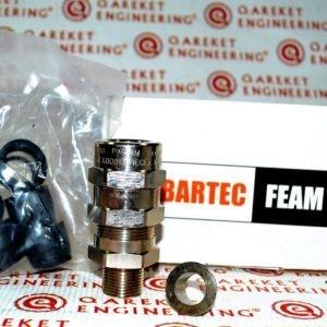 Взрывозащищенный кабельный ввод для бронированного кабеля BARTEC PAP1 M20