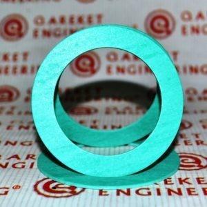 Зеленые композитные составные шайбы/Green composite washers CAP239034