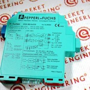 Барьер искробезопасности с гальванической изоляцией KFD2-SR2-Ex2.2S Pepperl+Fuchs