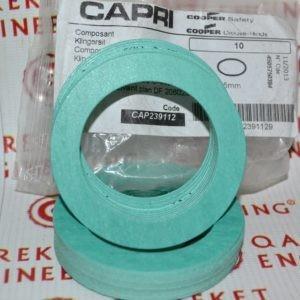 Зеленые композитные составные шайбы/Green composite washers CAP239112