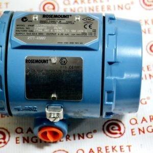 Преобразователь температуры 3144P | Temperature Transmitter Rosemount
