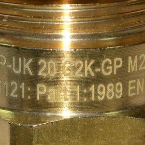 Промышленный кабельный ввод СМР-UK серии 20 C2KGP-M20