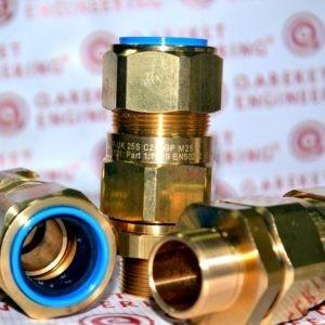 Промышленный кабельный ввод СМР-UK серии 25S C2KGP M25