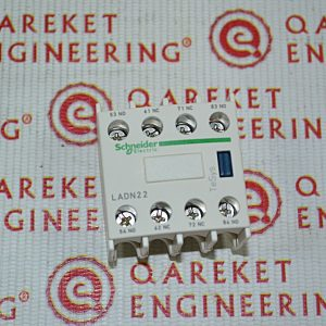 Schneider Electric TeSys D LADN22, 2НО+2НЗ, 10A 690V AC