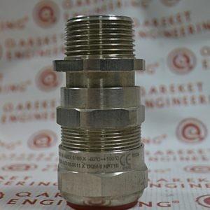 Взрывозащищенные кабельные вводы WAROM 1 NPTB DQM-II/Explosion-proof Cable Glands