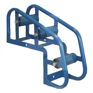 Угловой направляющий кабельный ролик РНУ3/80 для кабеля Ø до 80мм