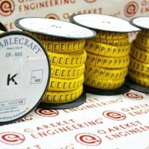 Кабельные маркеры Cablecraft K-Type Tie-On
