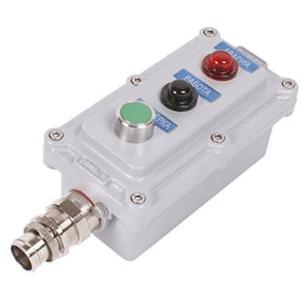 Пост с тремя элементами индикации/управления и возможностью установки 2-ух кабельных вводов | LPS310-24-ХХ