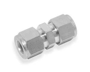 Соединитель дюймовых трубок одинакового диаметра HY-LOK | CUA-3