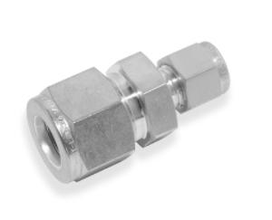 Соединитель дюймовых трубок разного диаметра HY-LOK   CUR-10-6