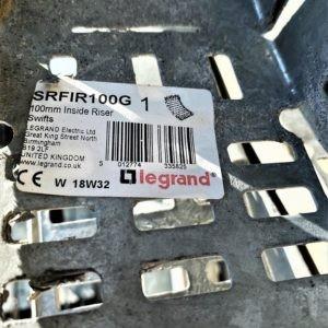 Legrand внутренний подъемник 100 мм | SRFIR100G